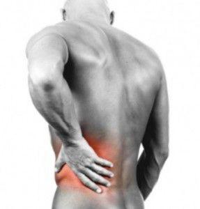 Dolor de espalda: síntomas y tratamiento