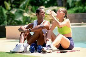 Comer antes o despues de hacer deporte