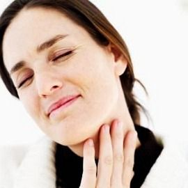 Dolor de garganta trucos