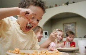 kids-eating