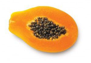Propiedades de las papayas