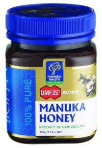 La miel de Manuka como antibiotico natural