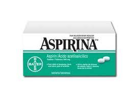 Aspirina: ventajas y desventajas