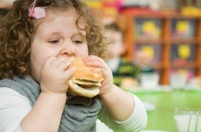 obesidad corazon ninos