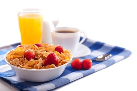 Un-desayuno