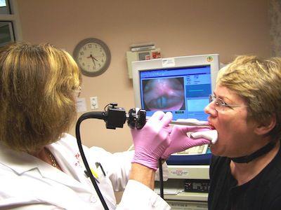 Grado de afección del cáncer otorrinolaringólogo en hombres y mujeres