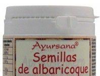 Ayursana semillas de albaricoque Bio 160 capsulas – Vitamina B17