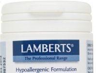 Lamberts Cromo GTF 200µg 100 comprimidos