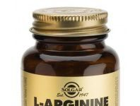 Solgar L-Arginina 500 mg 50 cápsulas