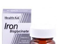 Health Aid hierro 30mg 30 comprimidos