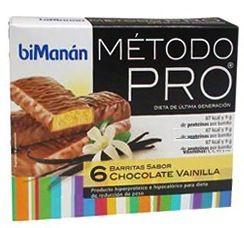 bimanan_pro_6_barritas_chocolate_vainilla