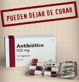 Motivos de peso para controlar el consumo de antibióticos