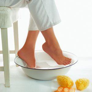 Remedios naturales para controlar el dolor de pies
