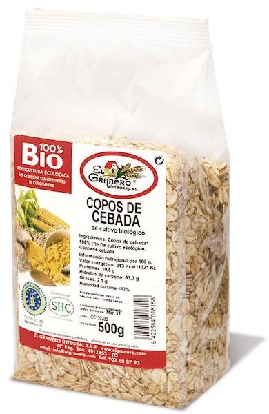 el_granero_copos_cebada_bio_500g