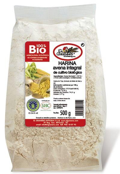 el_granero_harina_de_avena_integral_bio_500g