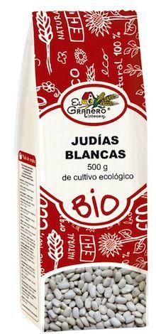 el_granero_judia_blanca_bio_500g
