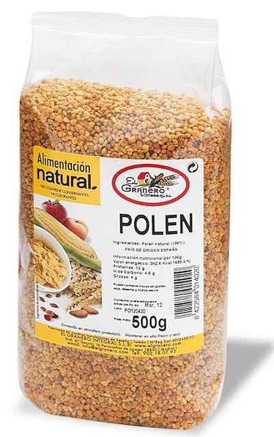 el_granero_polen_500g