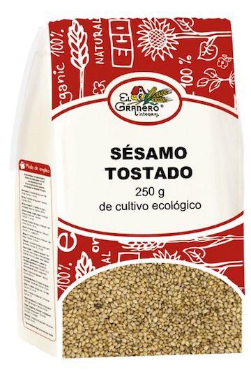 el_granero_sesamo_tostado_bio_250g