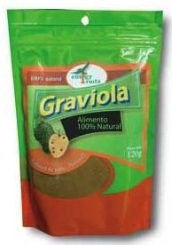 Energy Fruits Graviola Harina 120g