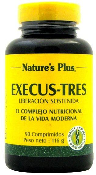 execus-tres-60comp-de-nature-s-plus