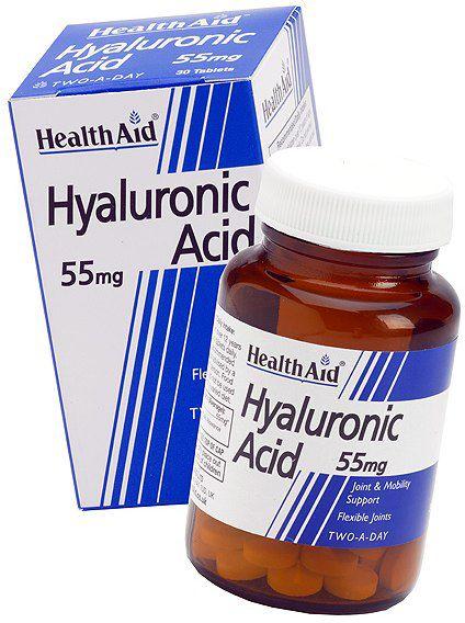 health_aid_acido_hialuronico_55mg_30_comprimidos