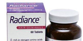 health_aid_radiance_60_comprimidos