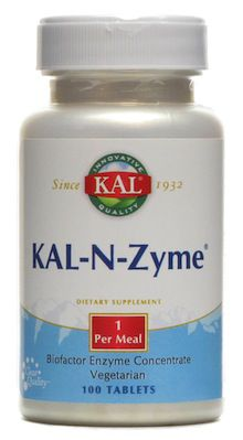 kal-n-zyme_100_comprimidos