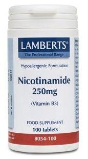 lamberts_nicotinamida_100_comprimidos
