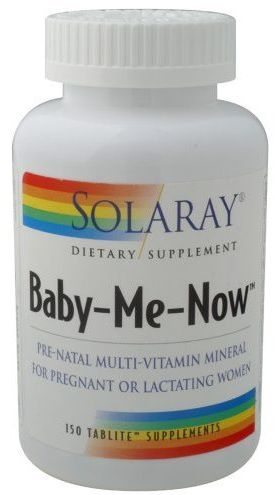 solaray_baby_me_now_150_tablites