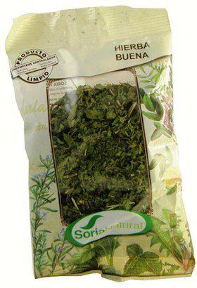 Soria Natural Hierba Buena Bolsa 30g