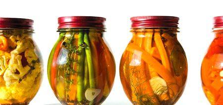 Alimentos encurtidos y salud - Blog de farmacia