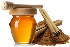 Miel y canela para adelgazar