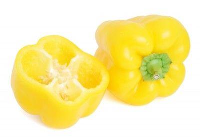 Beneficios de comer pimientos amarillos
