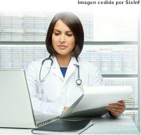 Imagen software gestion medica 6inf
