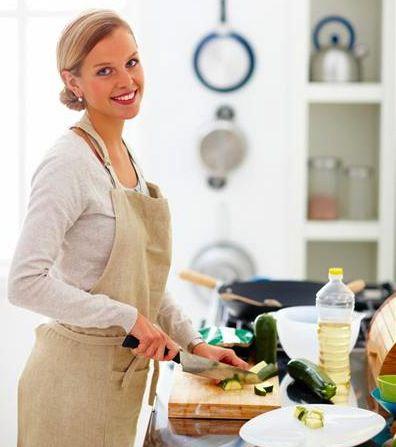 Beneficios de cocinar comida casera para la salud