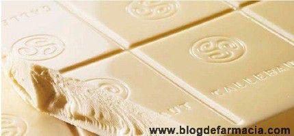 chocolate blanco salud