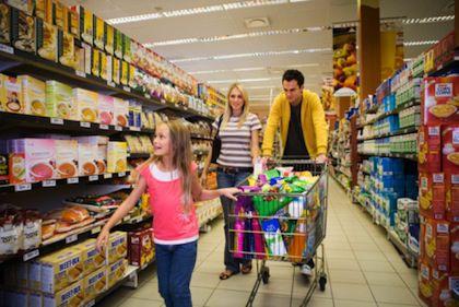 comidas poco saludables supermercado
