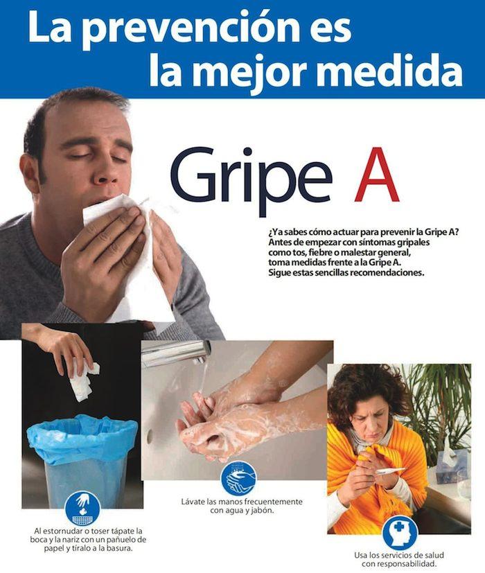 prevenir gripe a