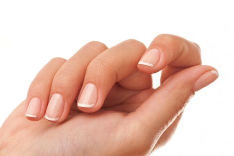 limpiar unas manos