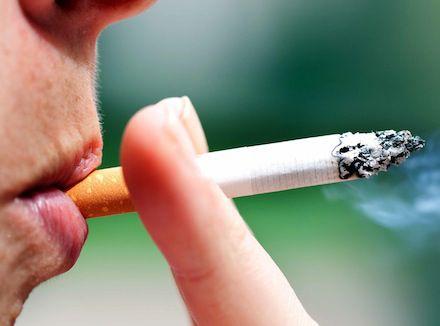 tabaquismo  menopausia precoz