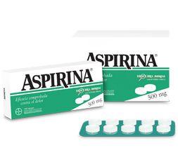 alto consumo aspirinas