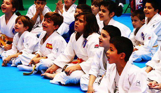 artes marciales infantil