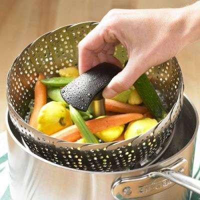 Por qu es saludable cocinar al vapor los alimentos blog for Cocinar verduras al vapor