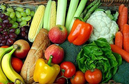 gamas alimentos