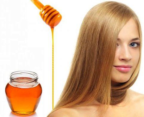 miel cabello