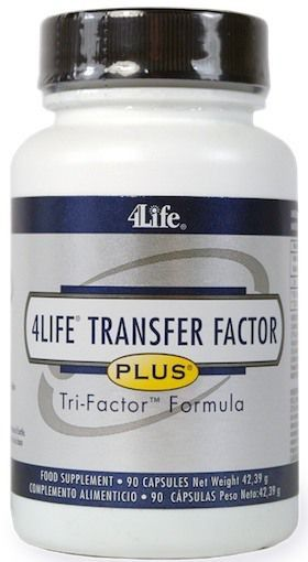 4Life Tri Factor Plus 90 cápsulas
