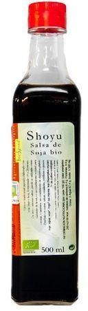 Bio Spirit Shoyu Bio 500ml