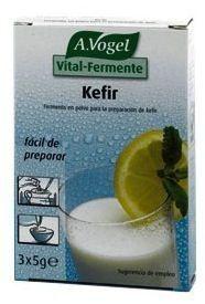 A Vogel Yogurt Vital Fermentos Kefir 3 sobres