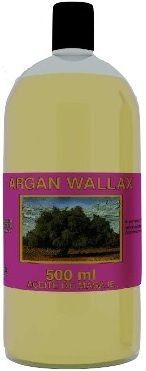 Wallax Farma Aceite de Masaje de Argan 500ml