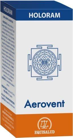 Equisalud Holoram Aerovent 60 capsulas